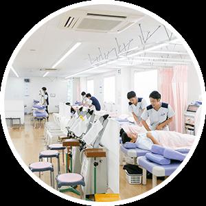 交通事故治療に強い整形外科と連携