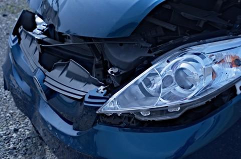 交通事故の物損(修理費)と過失割合